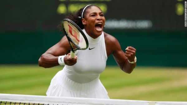 Serena Williams Grand Slam- URBANCREWS