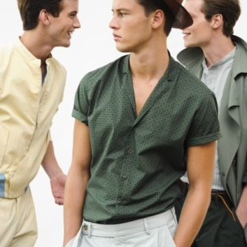 HOW TO PULL OFF SHORT SLEEVE SHIRTS- URBANCREWS