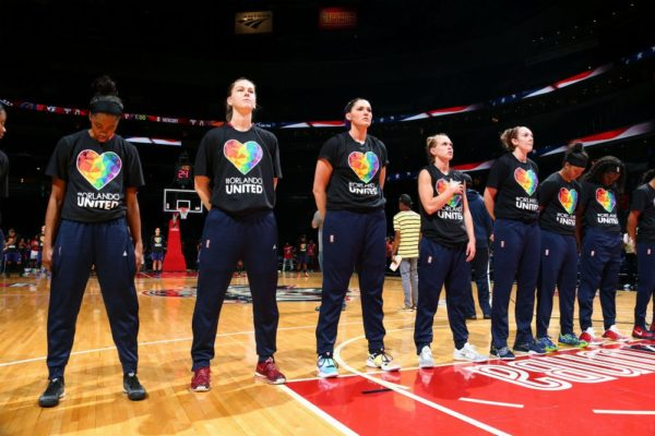 WNBA Players Fined For Supporting Black Lives Matter- URBANCREWS