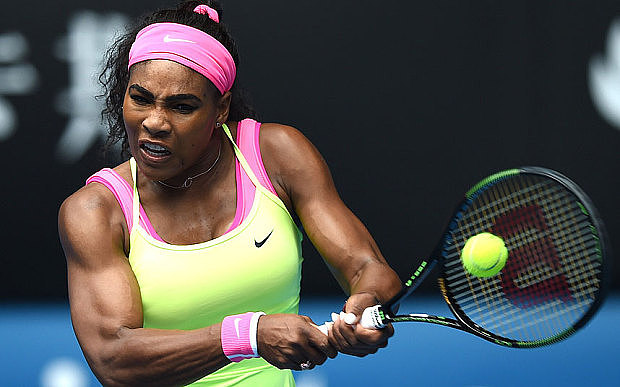<h1>Tennis Great Serena Williams Wins 22nd Grand Slam Title</h1>