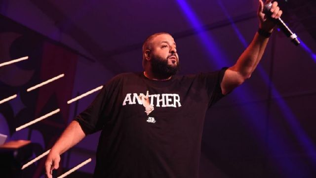 <h1>DJ Khaled Scores First Number One Album With Major Key</h1>