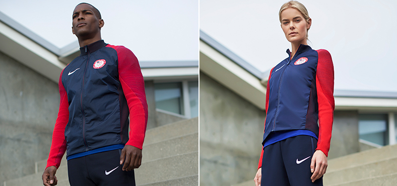 <h1>Team USA offers chic style for Rio Olympics</h1>
