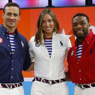 Team USA offers chic style for Rio Olympics-URBANCREWS